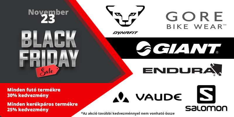 November 23 Black Friday!