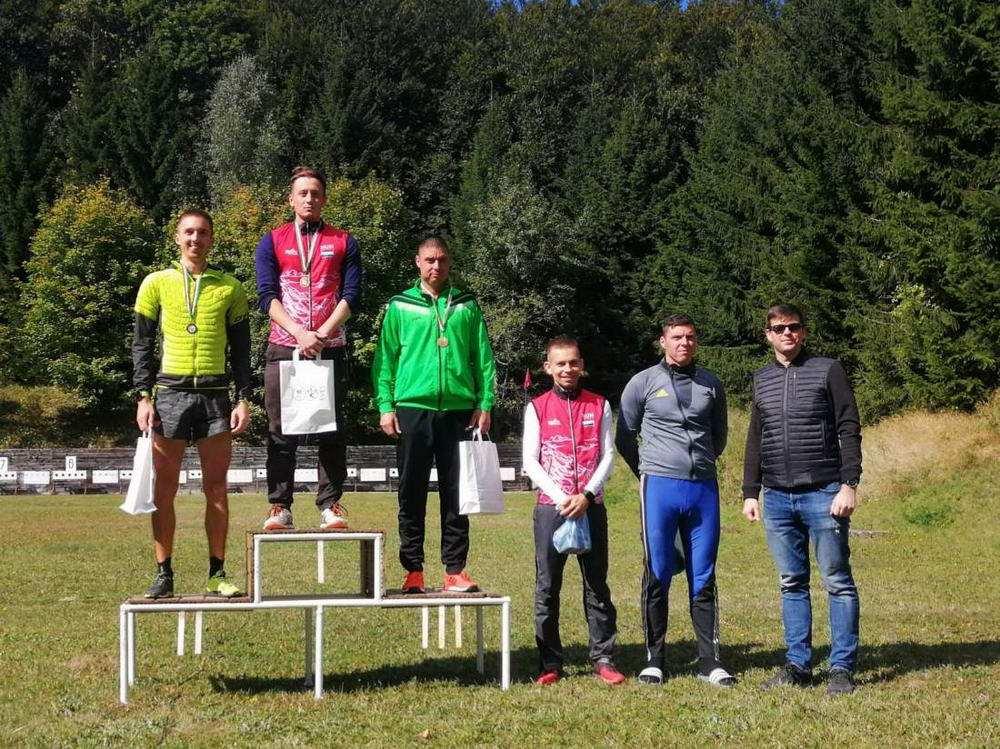 Büki Ádám ezüstérmet nyert a Nyári Biatlon Országos Bajnokságon