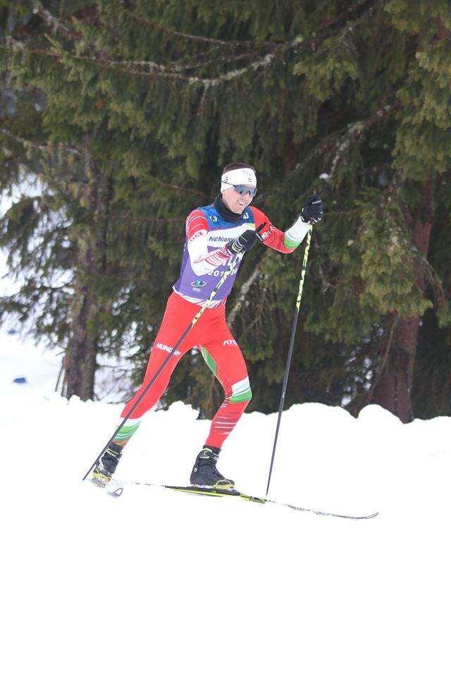 Büki Ádám osztrák versenyekkel zárta az évet