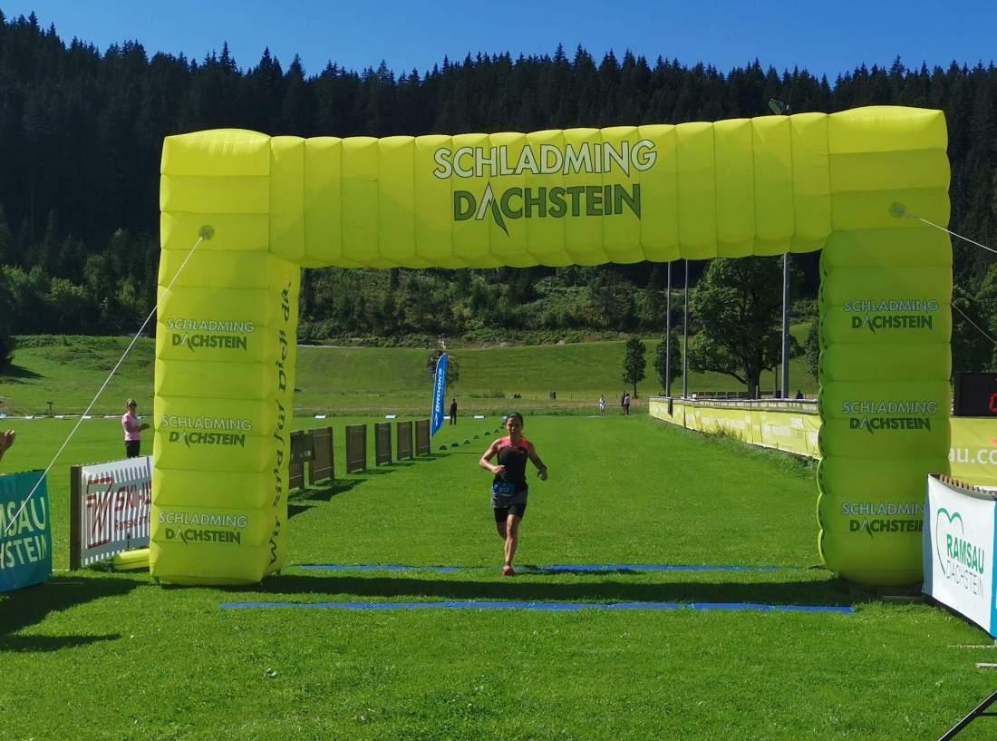 Tourlauf Dachstein: Nagy Sára harmadik helyezést ért el kategóriájában