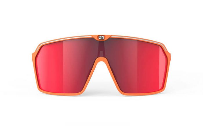 RUDY PROJECT SPINSHIELD MANDARIN FADE-CORAL/MULTILASER RED szemüveg
