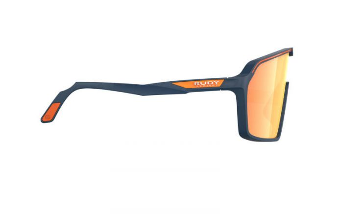 RUDY PROJECT SPINSHIELD BLUE NAVY/MULTILASER ORANGE szemüveg