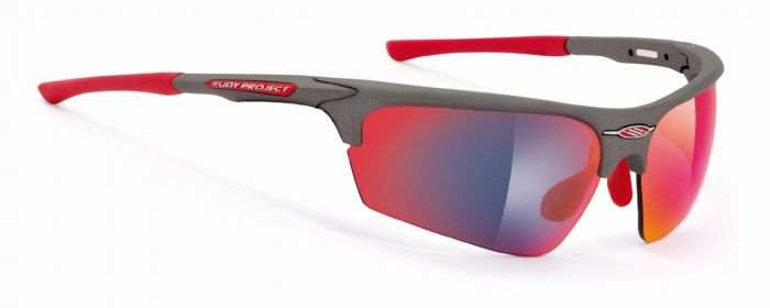 Rudy Project Noyz Graphite Multilaser Red